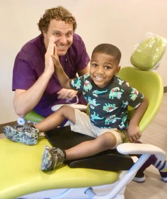 Our dentists at Arcadia Pediatric Dental are caring